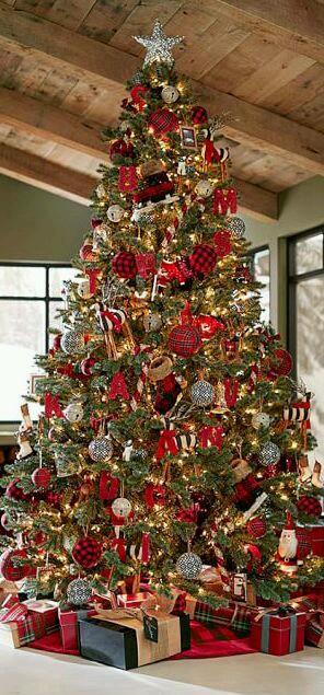 Albero Di Natale Addobbato Foto.Alberi Di Natale E Tradizione Stile Bimbi