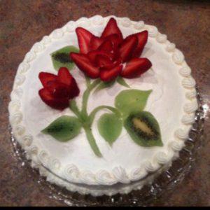 Torta Di Compleanno Stile Bimbi